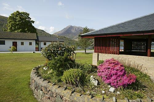 Invercoe Caravan and Camping Park, Glencoe,Argyll and Bute,Scotland
