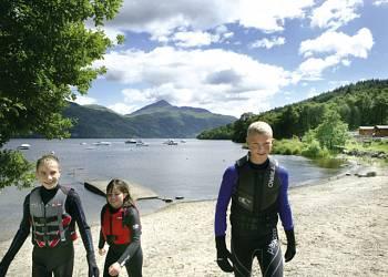 Loch Lomond Holiday Park, Argyll,Argyll and Bute,Scotland