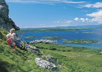 Loch Shuna, Lochgilphead,Argyll and Bute,Scotland