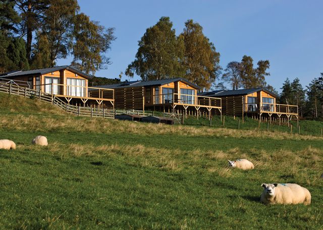 Kessock Highland Lodges, North Kessock,Highlands,Scotland