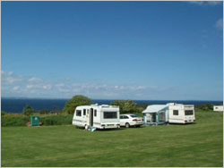 Tantallon Caravan and Camping Park, North Berwick,Lothian,Scotland