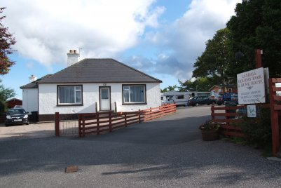 Laxdale Holiday Park, Isle of Lewis,Western Isles,Scotland