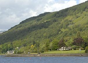 Inverbeg Holiday Park, Loch Lomond,Argyll and Bute,Scotland